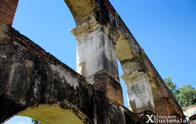 ruinas santa clara antigua guatemala