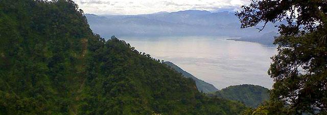 Santa Clara la Laguna en bicicleta de montaña