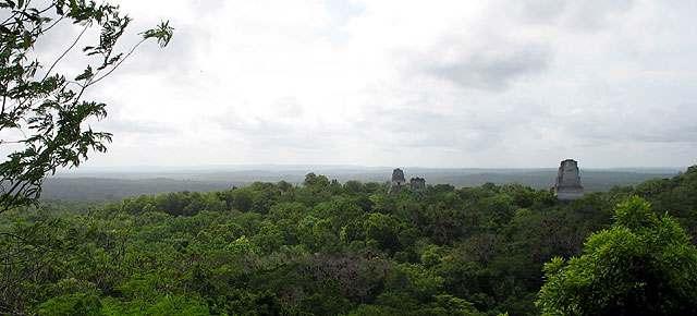 Guía para llegar a Tikal desde México vía terrestre