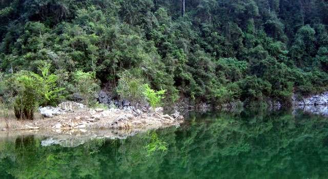 Laguna de Sepalau