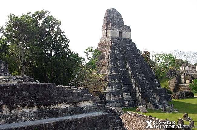 Templo I Tikal