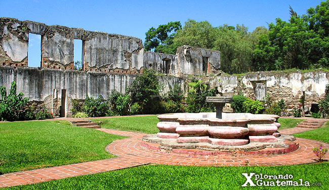 Ruinas de San Jerónimo