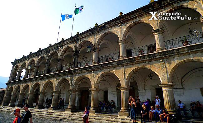Museo del Libro antiguo en La Antigua Guatemala