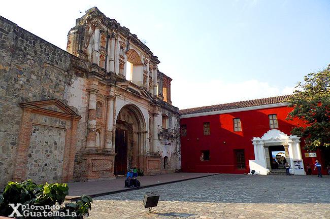 Por qué hay tantas iglesias en La Antigua Guatemala