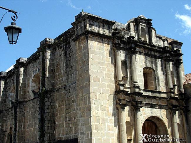 convento e iglesia capuchinas