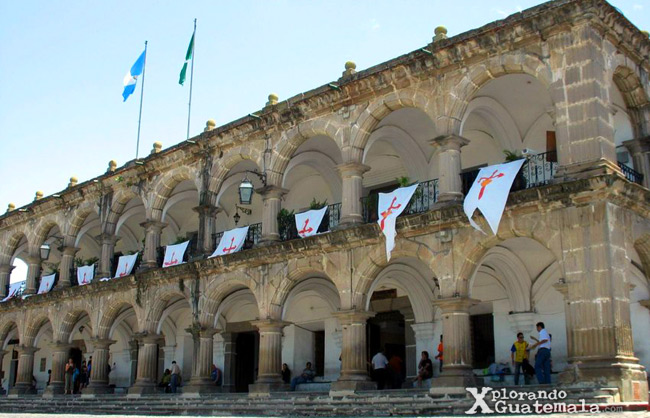 ayuntamiento Antigua Guatemala