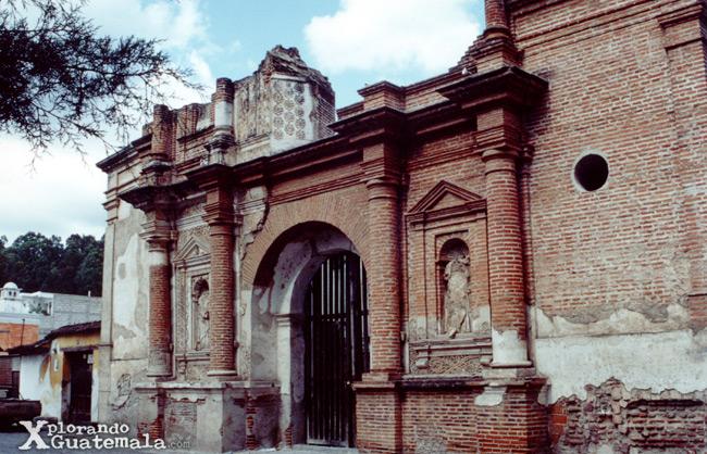Ruinas de San Sebastián