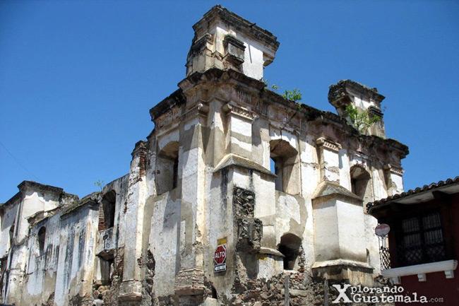 Ruinas de La Concepción