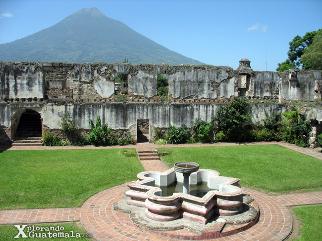 Ruinas del Convento de San Jerónimo