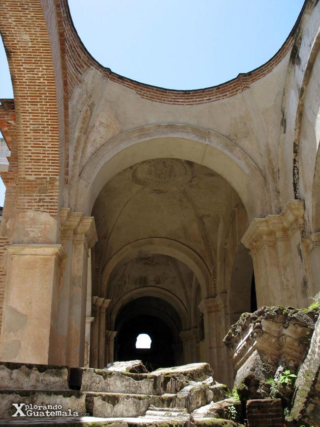 Ruinas de la Catedral de Antigua Guatemala