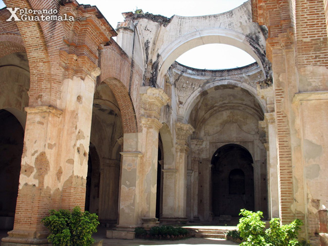Ruinas de Catedral Antigua Guatemala