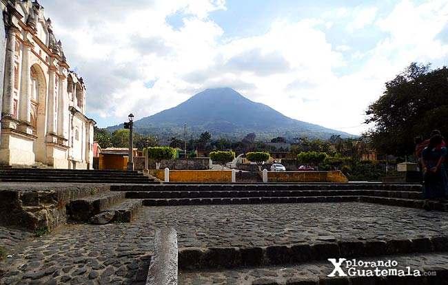 San Juan del Obispo, a minutos de La Antigua Guatemala