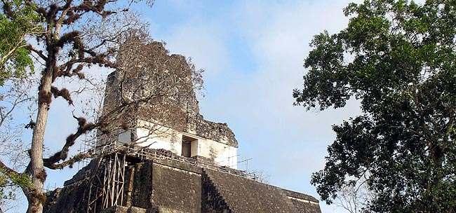 Cómo llegar a Tikal desde El Salvador