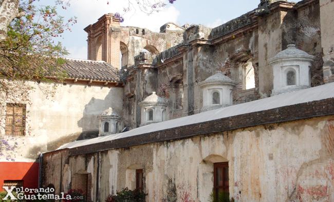 Construcciones históricas en ruinas ¿abandono?