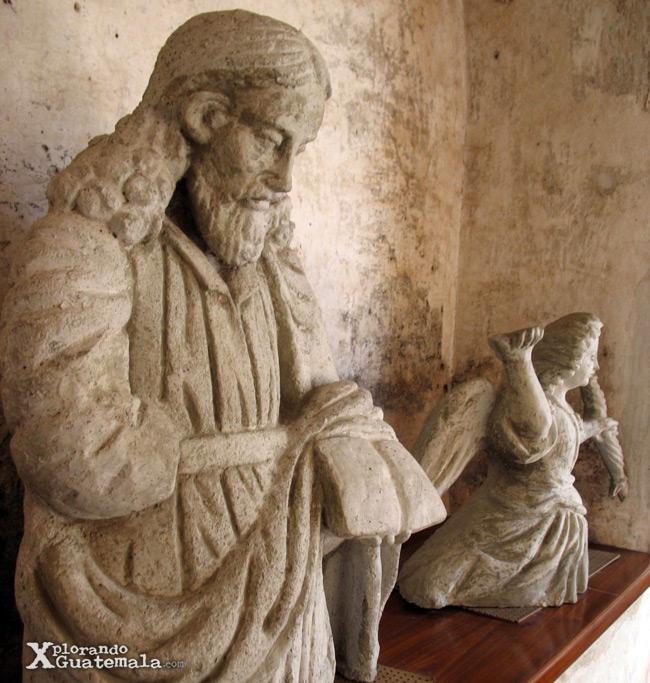 imágenes religiosas en capuchinas
