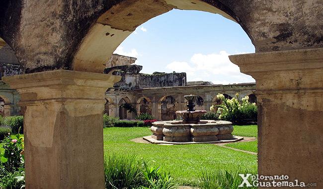Santa Clara Antigua Guatemala