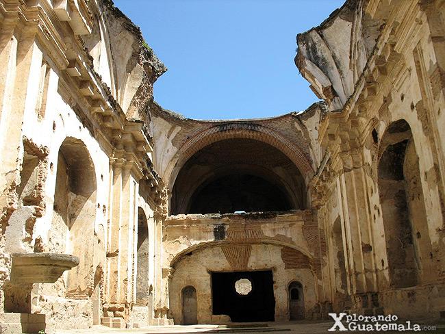 Ruinas de Santa Clara Antigua Guatemala
