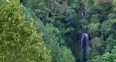Catarata escondida en Jalapa, El Salto