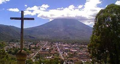De San Lucas al Cerro de la Cruz en bicicleta