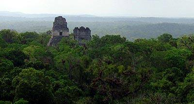 Guía para viajar a Tikal desde Honduras