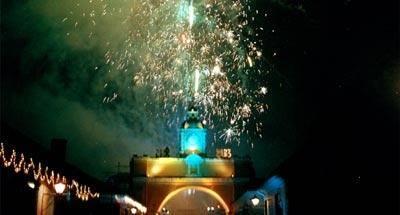 Año Nuevo en Antigua Guatemala