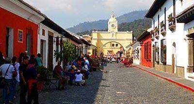 Escuelas de español en La Antigua Guatemala