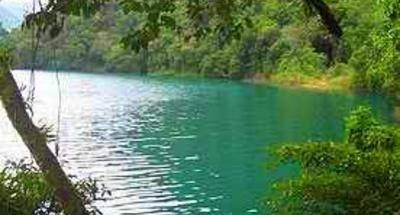 Laguna Brava, Yolnabaj, en Huehuetenango