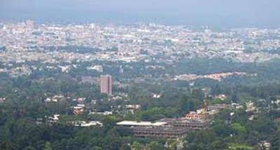 Ciudad de Guatemala y sus traslados