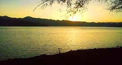 Laguna de Ayarza en Santa Rosa