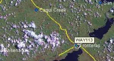 Terminología de navegación GPS