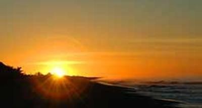 Monterrico, playa, tranquilidad y belleza