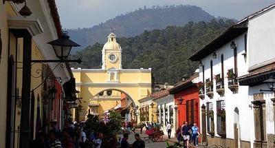 Guatemala es un país seguro