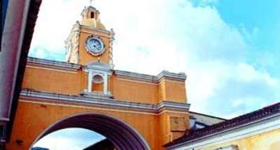 Ciudad Colonial: La Antigua Guatemala