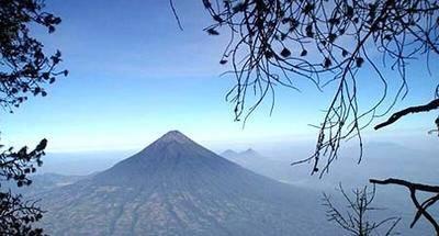 Junajpú, el teleférico del Volcán de Agua