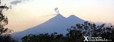 Viajando al Sur de Guatemala