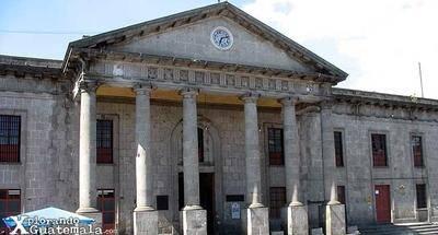 Museo de Historia en Quetzaltenango