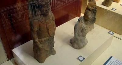 Museo de arqueología Maya en Yaxhá