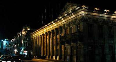 Palacio Municipal de Quetzaltenango