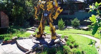 Parque de los robots