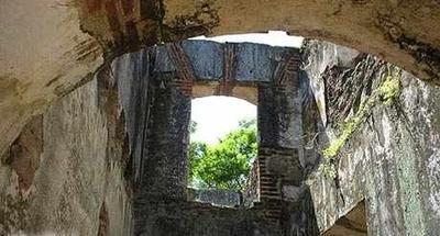 Las Ruinas del Convento de San Jerónimo