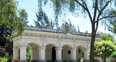 Monumento a Landívar