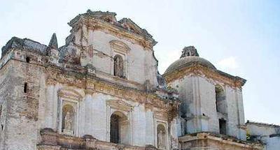 Ruinas de la Iglesia de San Agustín