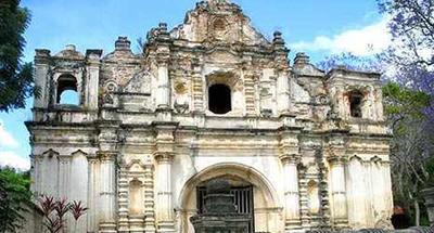 Ruinas de San José el Viejo