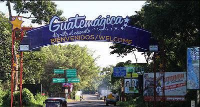 II Expo Feria de la Competitividad Regional de Negocios, Guatemágica Retalhuleu