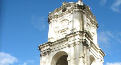 Torre del Reloj en Cobán