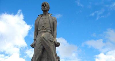 Manuel Tot, mártir de la independencia de Centro América