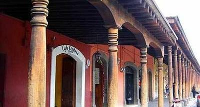 Portal de las Panaderas de La Antigua Guatemala