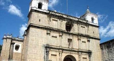 Iglesia Escuela de Cristo en La Antigua Guatemala
