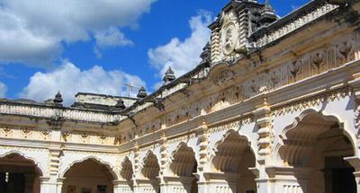 Museo de Arte Colonial en La Antigua Guatemala