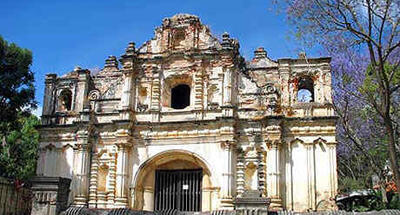 La iglesia de 33 años, San José el Viejo